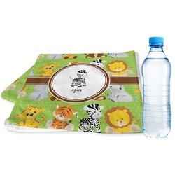 Safari Sports & Fitness Towel (Personalized)