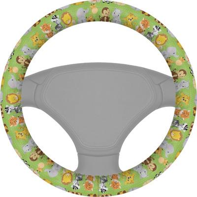Safari Steering Wheel Cover (Personalized)