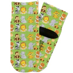 Safari Toddler Ankle Socks (Personalized)