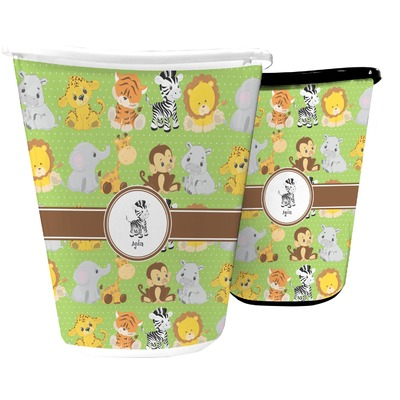 Safari Waste Basket (Personalized)