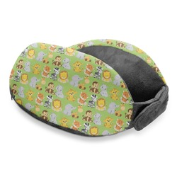 Safari Travel Neck Pillow (Personalized)