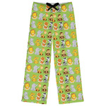Safari Womens Pajama Pants (Personalized)