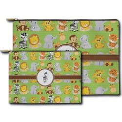 Safari Zipper Pouch (Personalized)
