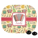 Vintage Musical Instruments Car Side Window Sun Shade (Personalized)