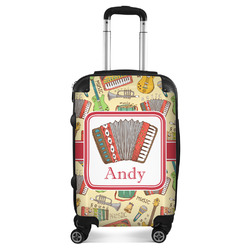Vintage Musical Instruments Suitcase (Personalized)