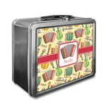 Vintage Musical Instruments Lunch Box (Personalized)