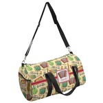 Vintage Musical Instruments Duffel Bag (Personalized)