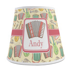 Vintage Musical Instruments Empire Lamp Shade (Personalized)