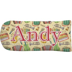 Vintage Musical Instruments Putter Cover (Personalized)