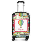 Vintage Transportation Suitcase (Personalized)