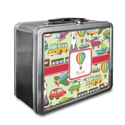 Vintage Transportation Lunch Box (Personalized)