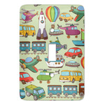 Vintage Transportation Light Switch Covers - Multiple Toggle Options Available (Personalized)