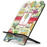 Vintage Transportation Stylized Tablet Stand (Personalized)