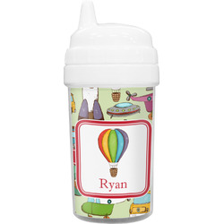 Vintage Transportation Sippy Cup (Personalized)