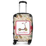 Vintage Sports Suitcase (Personalized)