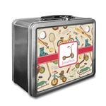 Vintage Sports Lunch Box (Personalized)