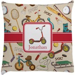 Vintage Sports Decorative Pillow Case (Personalized)
