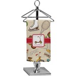 Vintage Sports Finger Tip Towel - Full Print (Personalized)