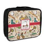 Vintage Sports Insulated Lunch Bag (Personalized)