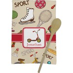 Vintage Sports Kitchen Towel - Full Print (Personalized)