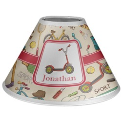 Vintage Sports Coolie Lamp Shade (Personalized)