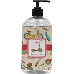 Vintage Sports Plastic Soap / Lotion Dispenser (Personalized)