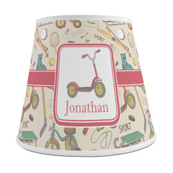 Vintage Sports Empire Lamp Shade (Personalized)