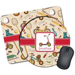 Vintage Sports Mouse Pads (Personalized)