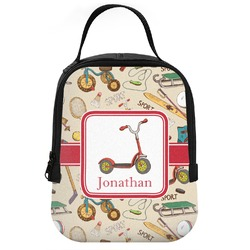 Vintage Sports Neoprene Lunch Tote (Personalized)