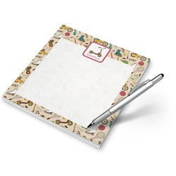 Vintage Sports Notepad (Personalized)