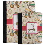 Vintage Sports Padfolio Clipboard (Personalized)