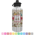 Vintage Sports Water Bottle (Personalized)
