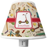 Vintage Sports Shade Night Light (Personalized)