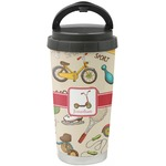 Vintage Sports Stainless Steel Coffee Tumbler (Personalized)