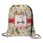 Vintage Sports Drawstring Backpack (Personalized)
