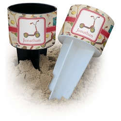 Vintage Sports Beach Spiker Drink Holder (Personalized)