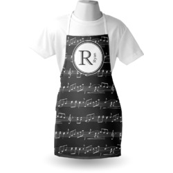 Musical Notes Apron (Personalized)