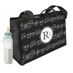 Musical Notes Diaper Bag (Personalized)