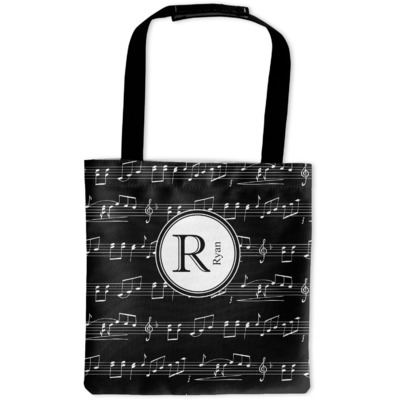 Musical Notes Auto Back Seat Organizer Bag (Personalized)