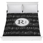 Musical Notes Comforter (Personalized)