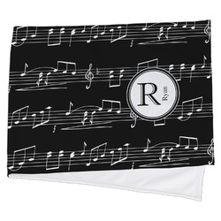 Musical Notes Cooling Towel (Personalized)