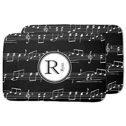 Musical Notes Dish Drying Mat (Personalized)