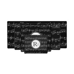 Musical Notes Gaming Mouse Pad (Personalized)