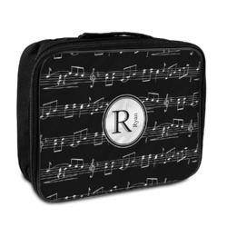 Musical Notes Insulated Lunch Bag (Personalized)