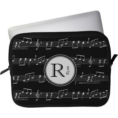 Musical Notes Laptop Sleeve / Case - 15