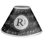 Musical Notes Coolie Lamp Shade (Personalized)
