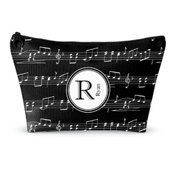 Musical Notes Makeup Bags (Personalized)