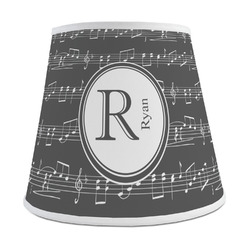 Musical Notes Empire Lamp Shade (Personalized)