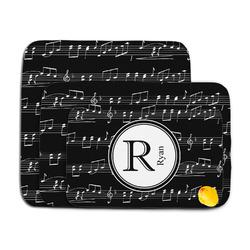 Musical Notes Memory Foam Bath Mat (Personalized)