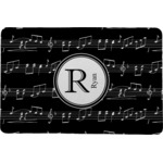 Musical Notes Comfort Mat (Personalized)